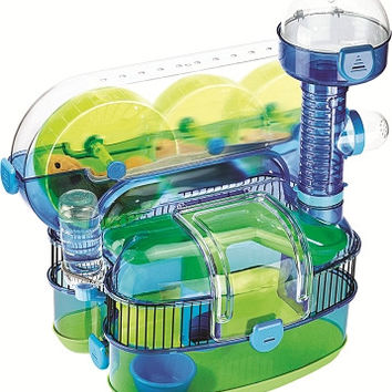 Petville Habitats Roll-A-Coaster Small Animal Habitat