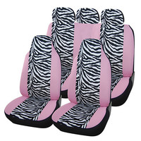 Furnistar 7-Piece Car Vehicle Protective Seat Covers CV0150