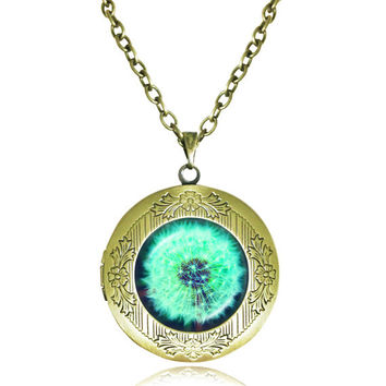 TREE OF LIFE Pendant Bodhi Tree locket Necklace Yin Yang Yoga Tree Jewelry Meditation Jewelry Zen Necklaces tree Reflection 2