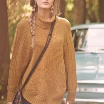 Harvest Moon Poncho by Angel of the North