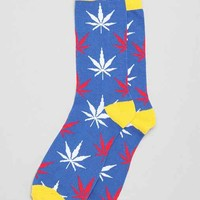 Substance Sock- Blue Multi One