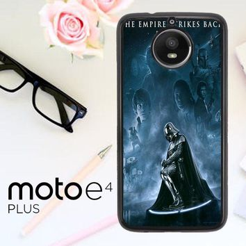 Star Wars Episode Vii 2015 V1276 Motorola Moto E4 Plus Case