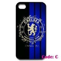 NEW Various Design Chelsea FC Football Iphone 5 Case Cover New Design,best Iphone Case diycellphone Store