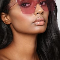 Sweeter Dreams Sunglasses - Pink