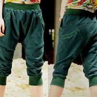 Dark green breeches by yuan123 on Etsy