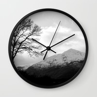 Lost Wall Clock by Haroulita | Society6