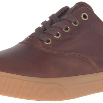 Polo Ralph Lauren Men's Vaughn Fashion Sneaker Tan/Gum 10.5 D(M) US '