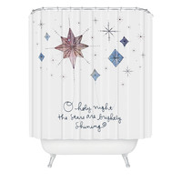 Gabi Holy Night Shower Curtain