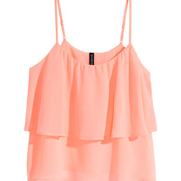 H&M Tiered Top $17.99