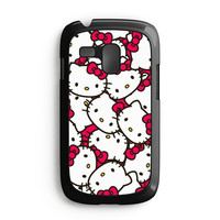 Beauty Hello Kitty Galaxy S3 Mini Case
