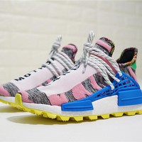 Pharrell Williams x Adidas Afro HU NMD Solar Pack BB9529 Size 36-45