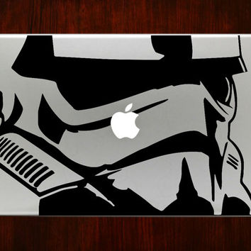 "Stormtrooper star wars m199 Design Decal Sticker Vinyl For Macbook Pro Air Retina 13"" 15"" 17"" Inch Laptop Cover"