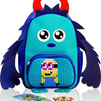 EPIC KIDS Mini School Backpack Bag Lunchbox for Children