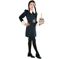 Addams Family Wednesday Costume - Kids (Blue)