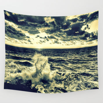 water  Wall Tapestry by 2sweet4words Designs