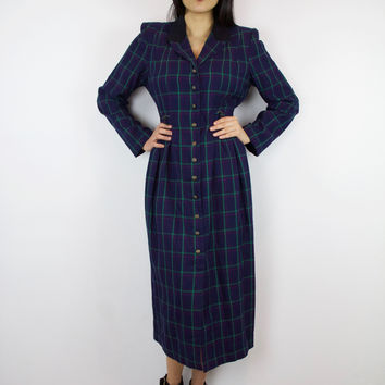 Sherlock Trench Dress