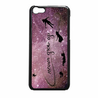 Peter Pan Quote 2 iPhone 5c Case