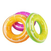 est PVC Swimming Ring Water Inflatable Adult  Float Inflatable Ring Sport Accessories JF0025 bags