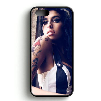 Ami Winehouse Tattoo iPhone 5|5S Case