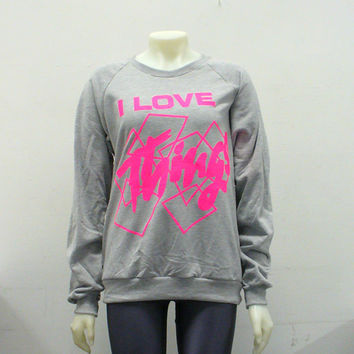 2 LEFT    I Love Things Sweatshirt