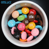 Direct Hot Sell Chocolate Beans M Beans Phone Anti Dust Plug Cell Phone Accessories For Iphone4 5 6 3.5mm Earphone Jack Plug