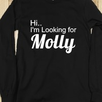 HI IM LOOKING FOR MOLLY