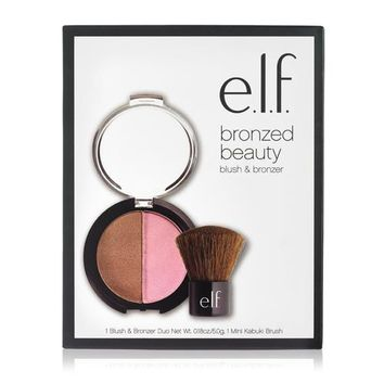 e.l.f. Bronzed Beauty Set