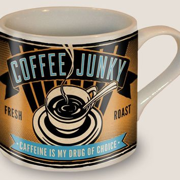 Coffee Junky Mug - The Afternoon