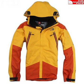 Mens Wind and rain prevention combo two-in-one jacket
