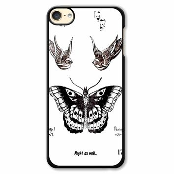 Tattoo Harry Style One Direction iPod Touch 6 Case