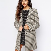 Jack Wills Tailored Wool Overcoat at asos.com