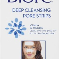 Biore Deep Cleansing Pore Strips, 24 Count | AihaZone Store