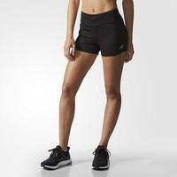 adidas Supernova Booty Shorts - Black | adidas US