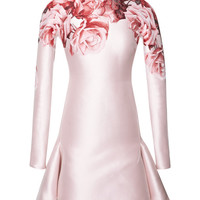 Small Rose Kimono Dress by Giambattista Valli - Moda Operandi