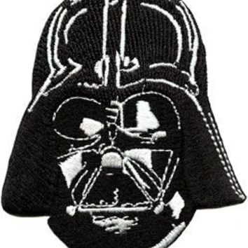 Star Wars Darth Vader Embroidered Iron on Movie Patch