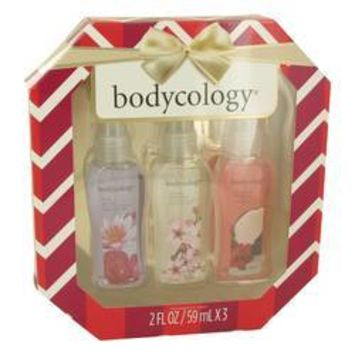 Bodycology Coconut Hibiscus Gift Set By Bodycology
