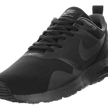 Nike Mens Air Max Tavas Black/Anthracite/Black Running Shoe 12 Men US