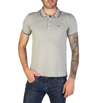 Emporio Armani Men's Tan Shirt