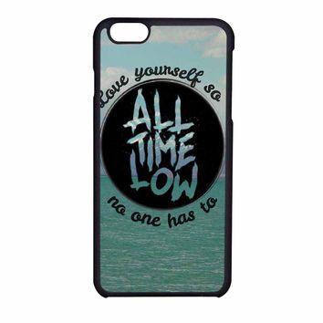 All Time Low Logo iPhone 6 Case