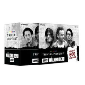 AMC Walking Dead Trivial Pursuit