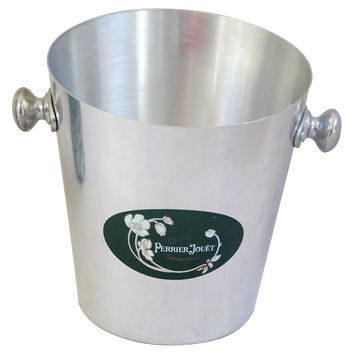 French Perrier Jouet Champagne    Bucket