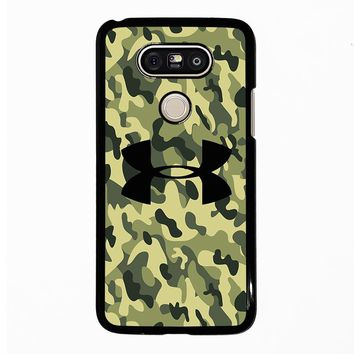 CAMO BAPE UNDER ARMOUR LG G5 Case Cover