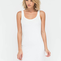 Beach Bunny Rib Knit Tank Dress GoJane.com