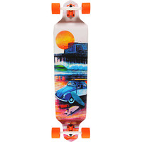 Dusters Shorebreak 41.25 Neon Drop Down Complete Longboard at Zumiez : PDP