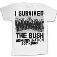 Print Liberation Store — I Survived The Bush Administration - PL Classics Collection