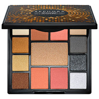 SEPHORA COLLECTION All Access Glam Gold and Silver Eye and Face Palette