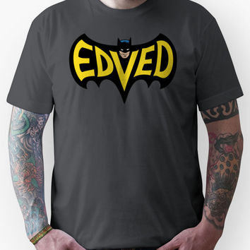 EdVed Batman-style (colour)  Unisex T-Shirt