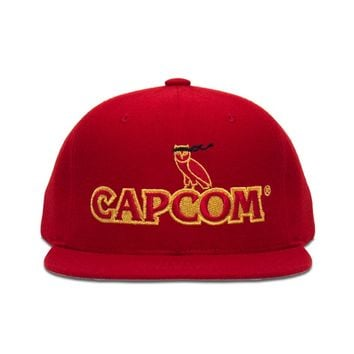 OVO x CAPCOM Logo OVO x CAPCOM Collection | October's Very Own