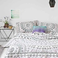 Plum & Bow Mia Medallion Duvet