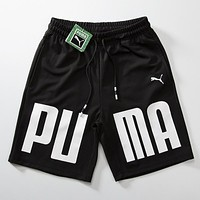 PUMA 2018 summer new loose breathable five pants shorts shorts F-CP-ZDL-YXC